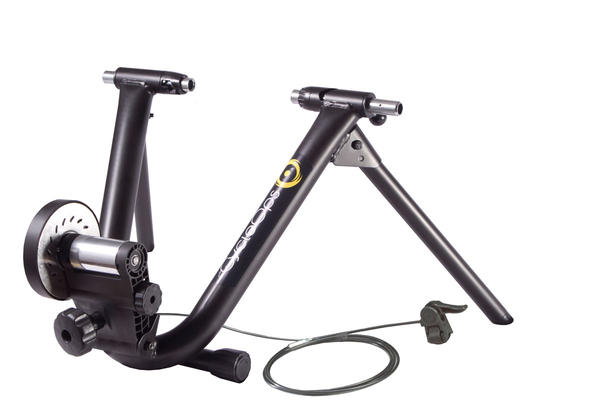 CycleOps Mag+ Trainer with Adjuster Color: Black