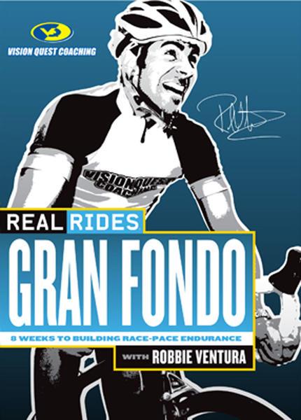 CycleOps RealRides Gran Fondo Indoor Trainer DVD