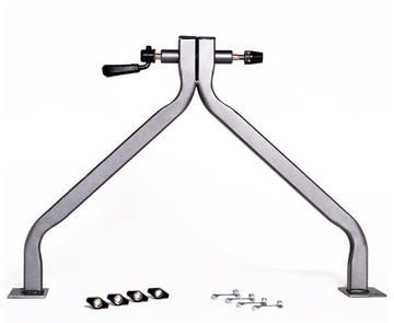 CycleOps Rollers Fork Stand