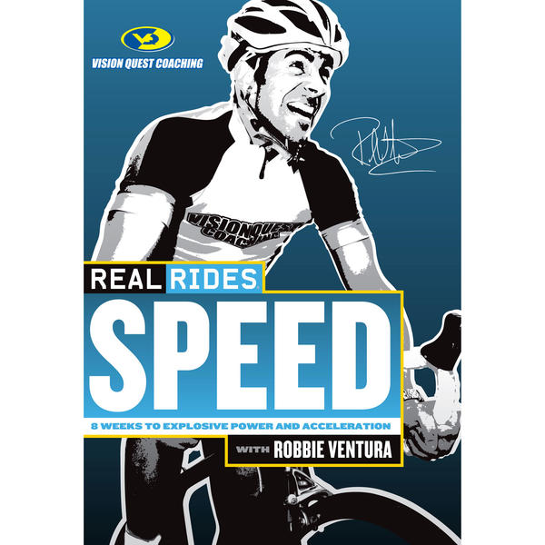CycleOps RealRides Speed Indoor Trainer DVD
