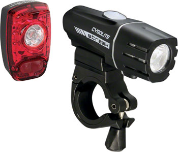 Cygolite Streak 310/Hotshot 2W SL Combo Light Set
