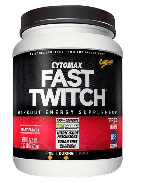 Cytomax Fast Twitch Flavor: Fruit Punch