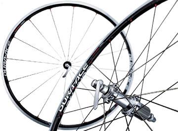 Shimano Dura-Ace Carbon Clincher Wheelset
