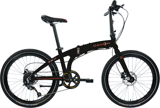 Dahon IOS D9 Color: Obsidian
