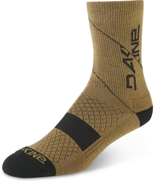 Dakine Berm Sock Color: Dark Olive