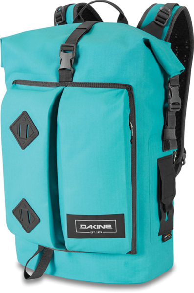 Dakine Cyclone II Dry Pack 36L Color: Nile Blue