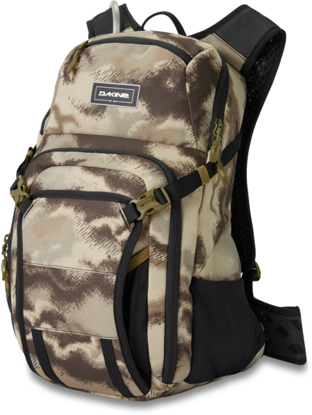 Dakine Drafter 14L Bike Hydration Backpack Color: Ashcroft Camo