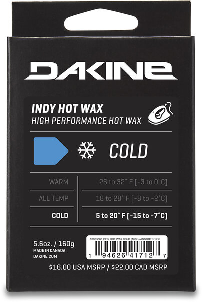 Dakine Indy Hot Wax - Cold