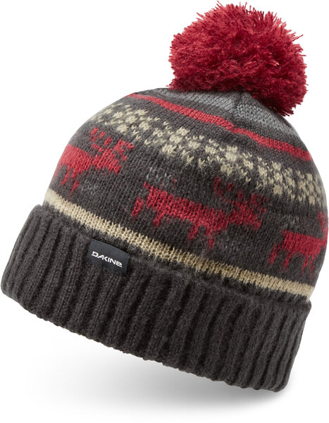 Dakine Maxwell Pom Beanie Color: Black