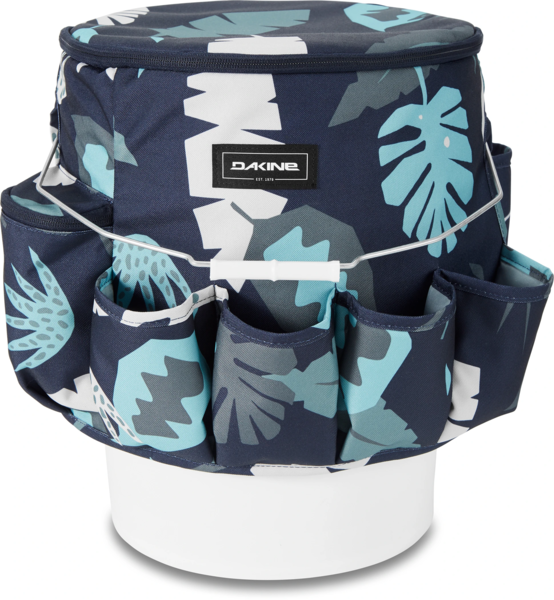 Dakine Party Bucket Color: Abstract Palm
