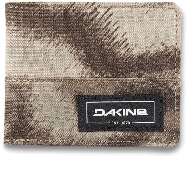 Dakine Payback Wallet Color: Ashcroft Camo