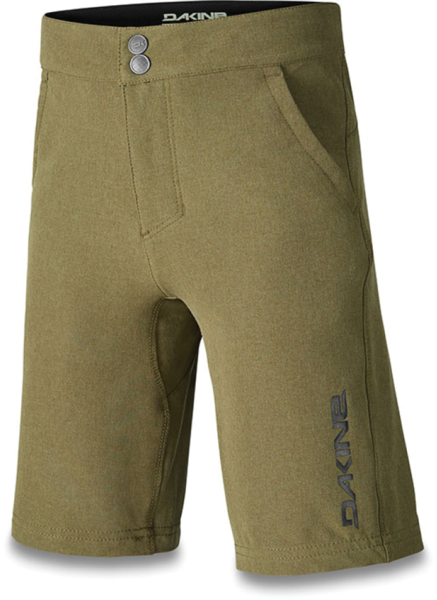 Dakine Prodigy Bike Short Color: Dark Olive