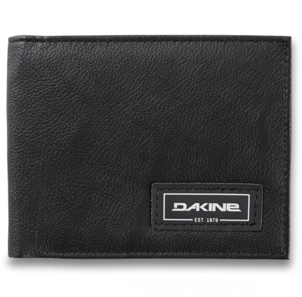 Dakine Riggs Coin Wallet Color: Black II
