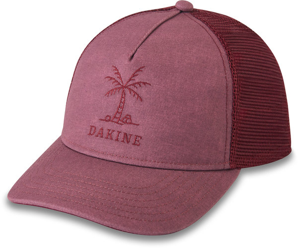 Dakine Shoreline Trucker Hat Color: Faded Grape