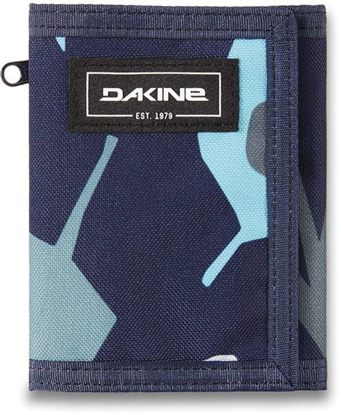 Dakine Vert Rail Wallet Color: Abstract Palm