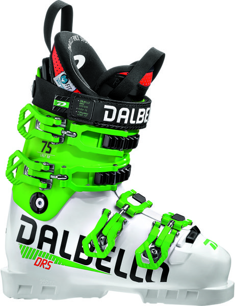 Dalbello DRS 75 Color: White/Race Green