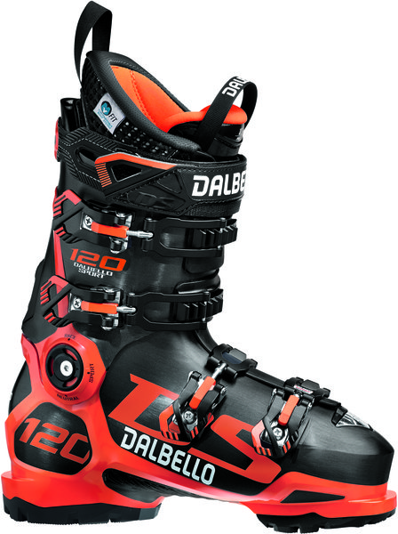 Dalbello DS 120 GW Color: Black/Orange