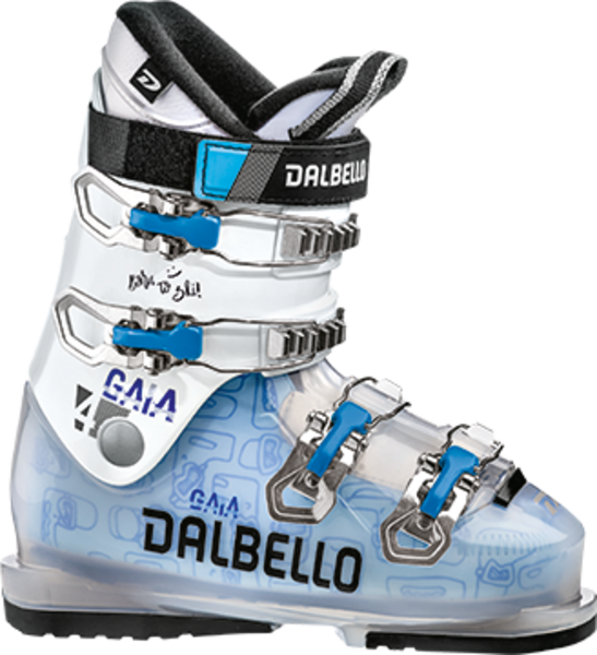 Dalbello Gaia 4.0 Color: Transparent/White