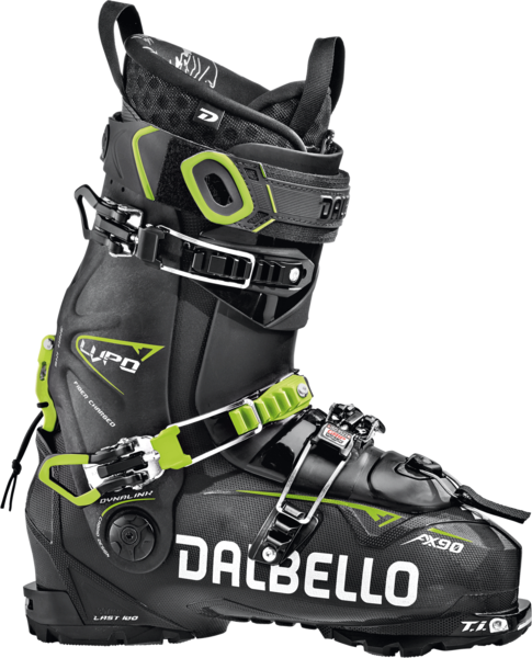 Dalbello Lupo AX 90 Color: Black/Black