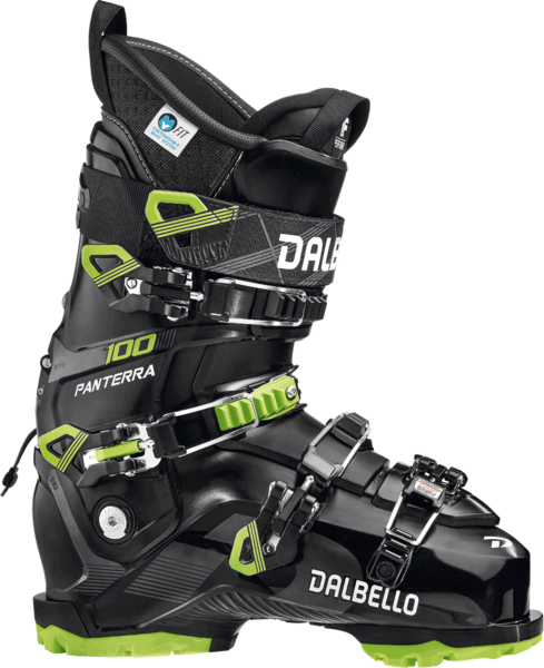 Dalbello Panterra 100 GW Color: Black/Lime