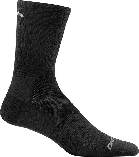 Darn Tough Breakaway Micro Crew Ultra-Light Socks Color: Black