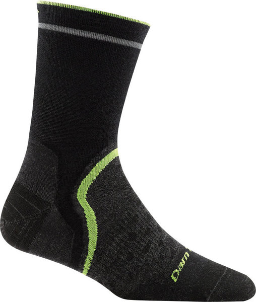 Darn Tough Cool Curves Micro Crew Ultra Light Socks Color: Black