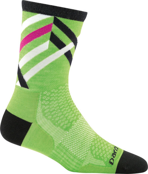 Darn Tough Graphic Stripe Micro Crew Ultra Light Socks