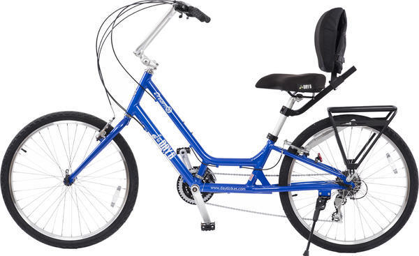 Day 6 Bicycles Dream24 Color: Royal Blue