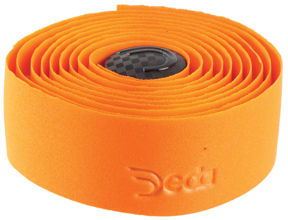 Deda Elementi Logo Tape Color: Orange (Milwaukee Orange)