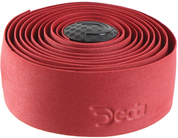 Deda Elementi Logo Tape Color: Brick Red (Chianti Wine)
