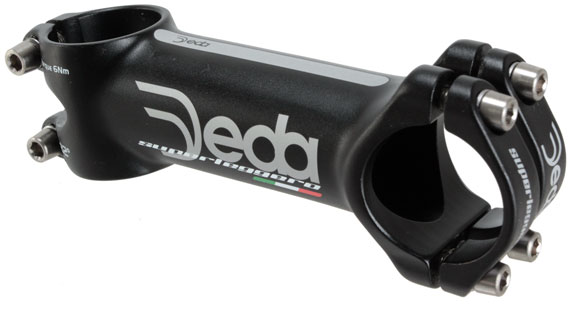 Deda Elementi Superleggero Road Stem Color: Black
