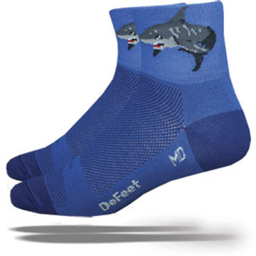 DeFeet Aireator Shark Attack! Color: Shark Attack!