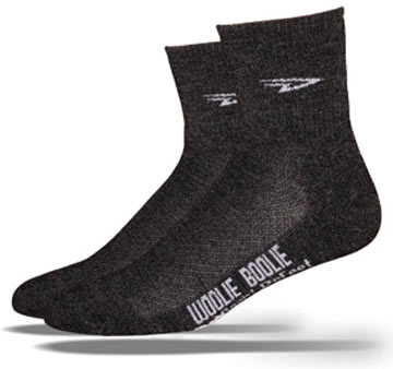 DeFeet Woolie Boolie Color: Charcoal