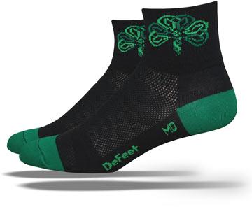 DeFeet Aireator Me Lucky Socks