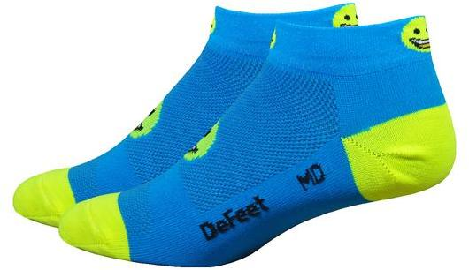 DeFeet Aireator 1-inch Smiley