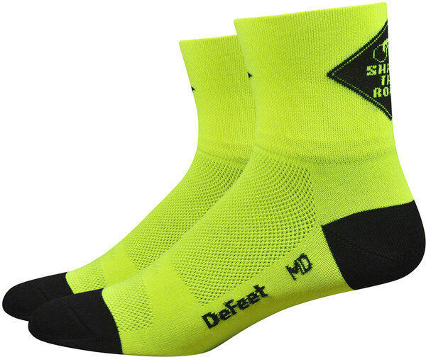 """DeFeet Aireator 3"""" - Share the Road"""