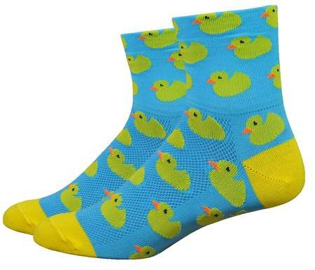 "DeFeet Aireator Women's 3"" Rubber Ducky"