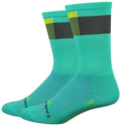 DeFeet Ornot 6-inch District Color: Celeste