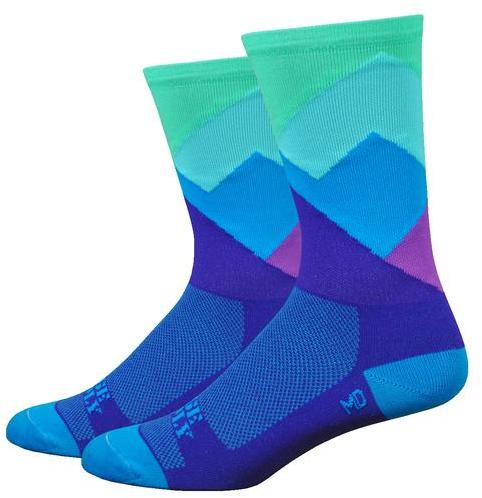 DeFeet Ridge Supply 6-inch Alpine Mist