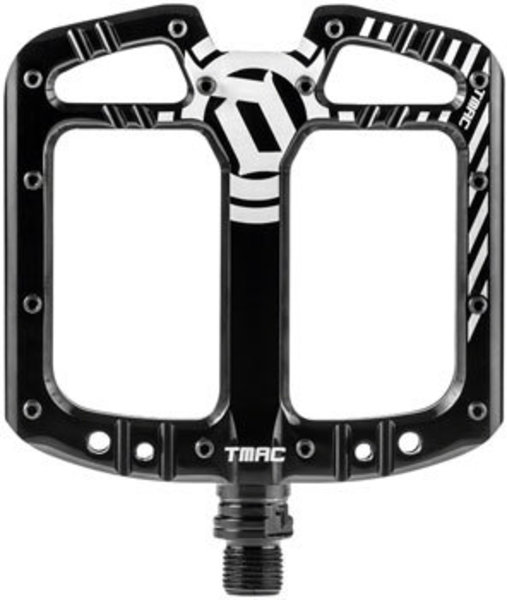 Deity Components TMAC Pedals Color: Black
