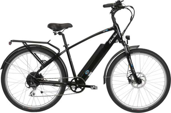 Del Sol LXI i/O Bafang Color: Black