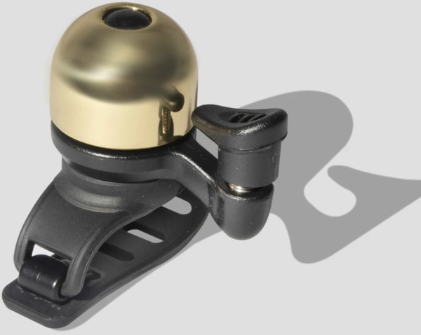 Delta Brass Quick Bell Color: Brass/Black