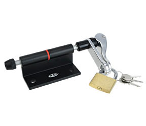 Delta Bike Hitch Pro With Lock Color: Black