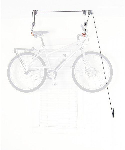 Delta El Greco Bicycle Ceiling Hoist Color: Silver
