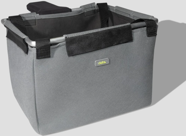 Delta Front Carry Bag/Basket