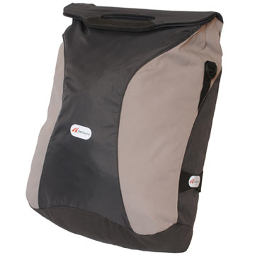 Detours Toto Bag Color: Charcoal