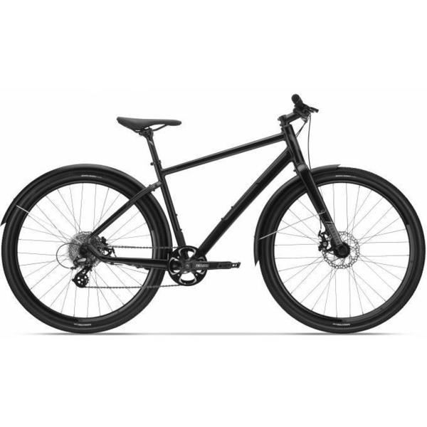 Devinci Cartier Altus 8S Color: Black/Charcoal
