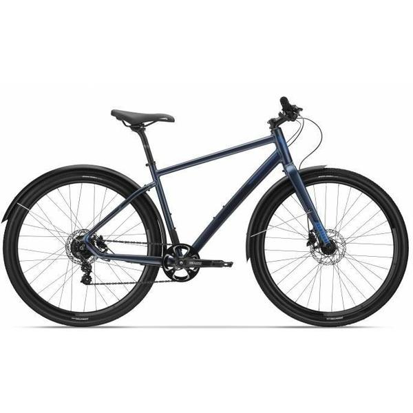 Devinci Cartier Nexus 8S Color: Navy/Blue