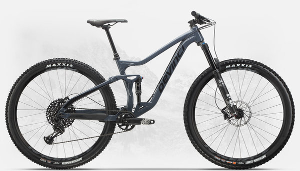 Devinci Django 29 GX Color: Grey Broken