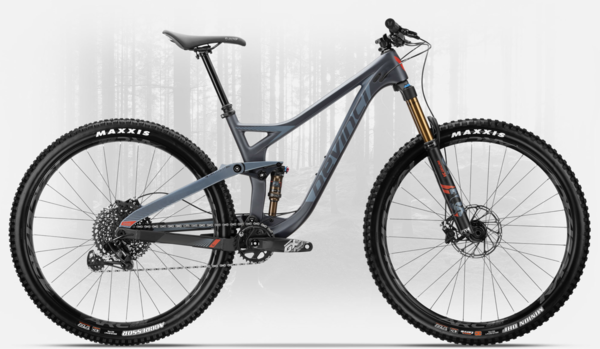 Devinci Django Carbon 29 GX LTD Color: Tectonic